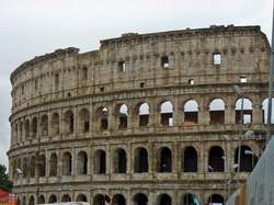 Autour du Colisée